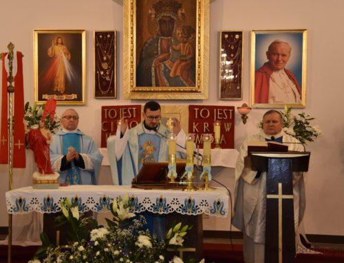 Odpust w Kościele Matki Bożej Królowej Polski w Białczu.