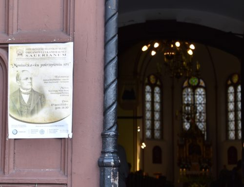 Wystawa oraz koncert w naszym kościele parafialnym.