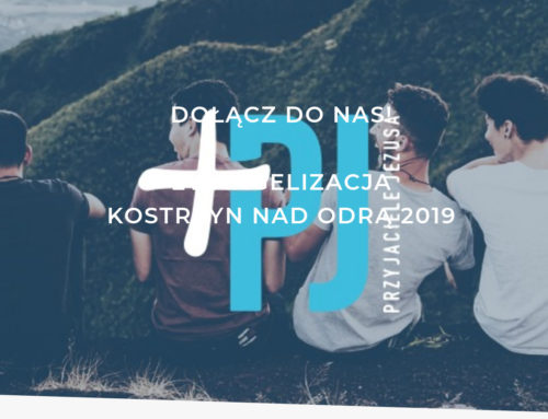 Inicjatywa ewangelizacyjna PRZYJACIELE JEZUSA