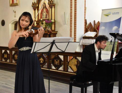Amelia Maszońska oraz Mischa Kozłowski – koncert.