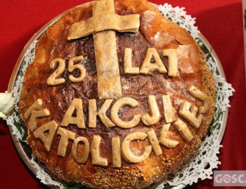 25-lecie Akcji Katolickiej diecezji zielonogórsko-gorzowskiej.