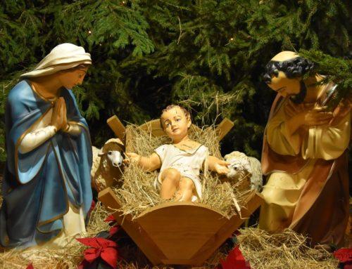 Uroczystość Narodzenia Pańskiego  Pasterka.
