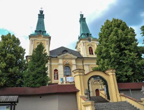 Sanktuarium w Rokitnie zaprasza przez internet.