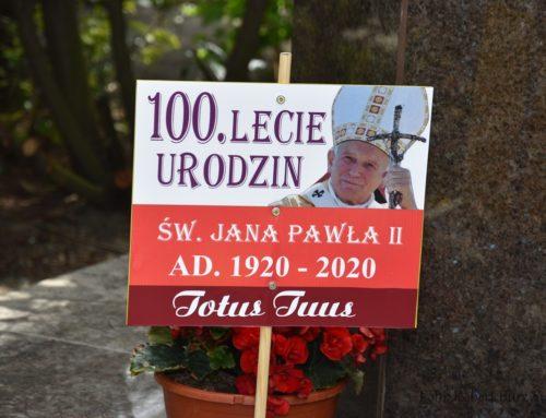 Stulecie urodzin św. Jana Pawła II