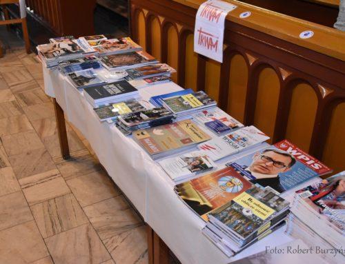 Promocja czasopism katolickich.