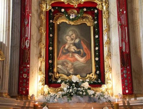 Pielgrzymka do sanktuarium Matki Bożej Pocieszenia weWschowie